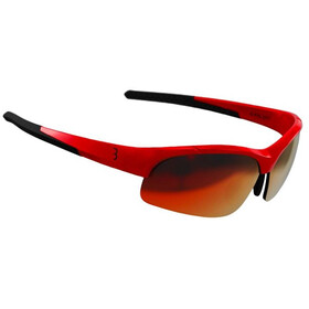 BBB Impress Small BSG-48 Gafas deportivas, gloss red